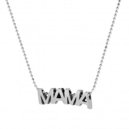 Collar estrellas de plata con cadena