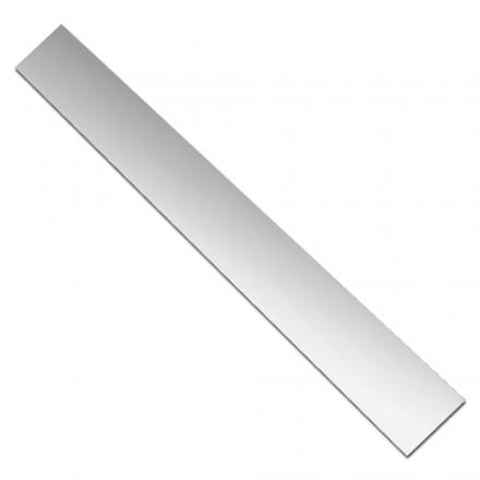 Lamina de plata 1,1 mm. 50 x 500 mm.