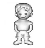 Abalorio Niño